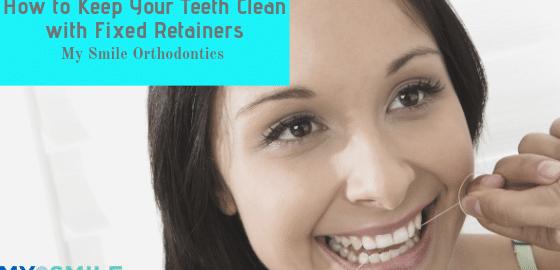 how to keep teeth clean